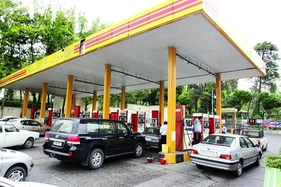 مصرف بنزین در تعطیلات نوروز صد در صد افزایش یافت