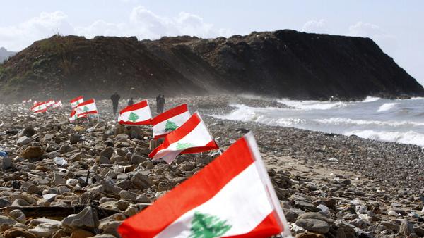 امضای اصلاحیه گسترش منطقه دریایی مورد اختلاف با اسرائیل