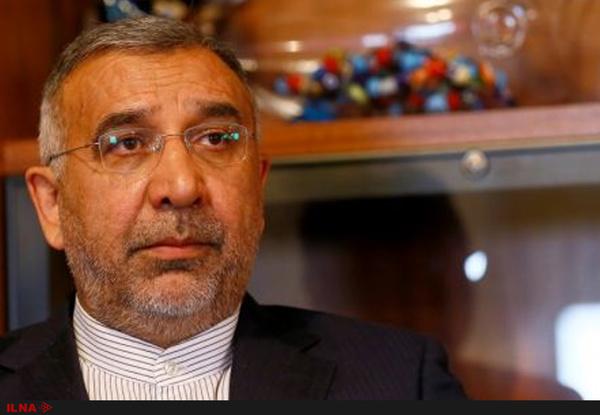 رایزنی نماینده ویژه ظریف با عبدالله عبدالله