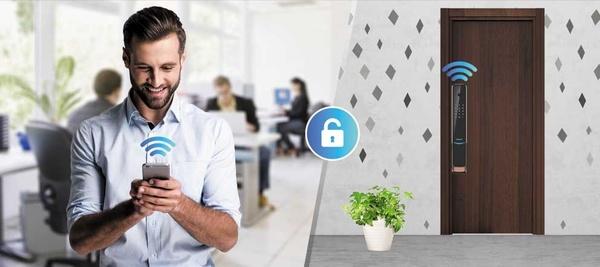 با قفل هوشمند در عصر تکنولوژی، امنیت در دستان شماست!