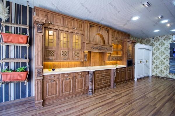 کابینت آشپزخانه، سبک و طرحهای متداول
