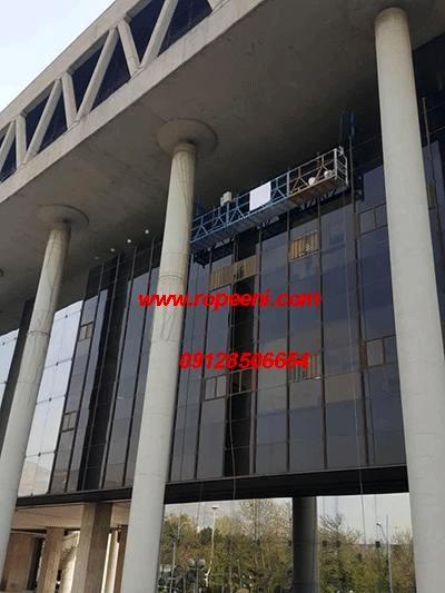 اجاره کلایمر و خدمات نمای ساختمان