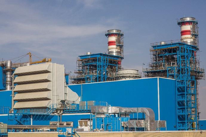 افزایش تولید٦/٥درصدی برق نیروگاه سيكل تركيبي چادرملو