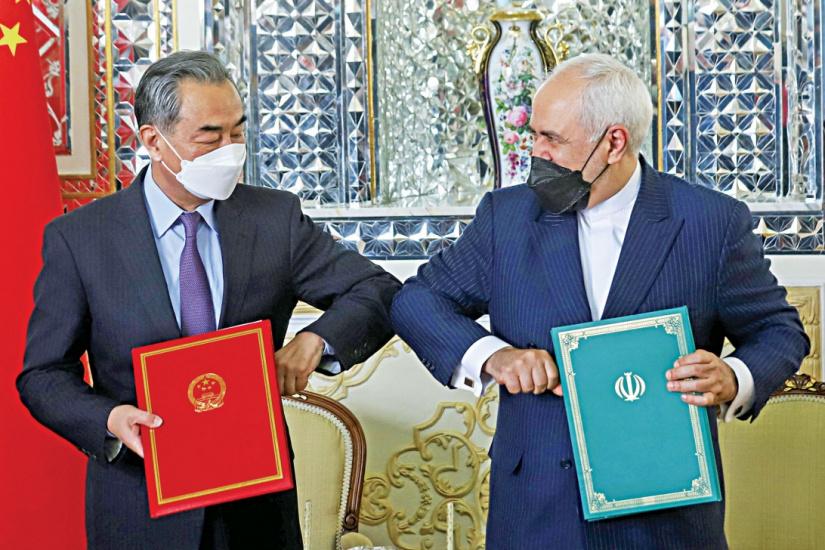 ایران تنهای کشوری که امضای یک سند جنجال شد