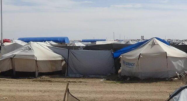 آغاز مقدمات انتقال صدها خانواده داعشی از سوریه به عراق