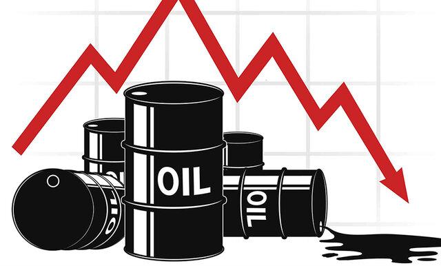 هفته سیاه نفت با تشدید نگرانیهای کرونایی رقم خورد