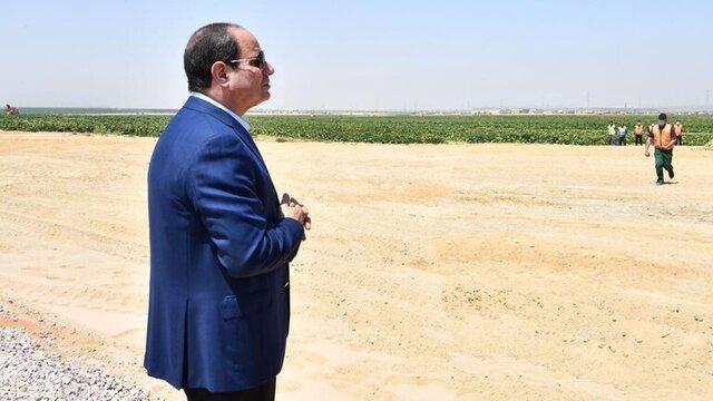 توافق نظامی مصر با یک کشور آفریقایی در بحبوحه بحران سد النهضه