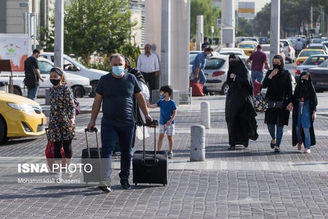 سردرگمی مسافران ایرانی در کشورهای مختلف
