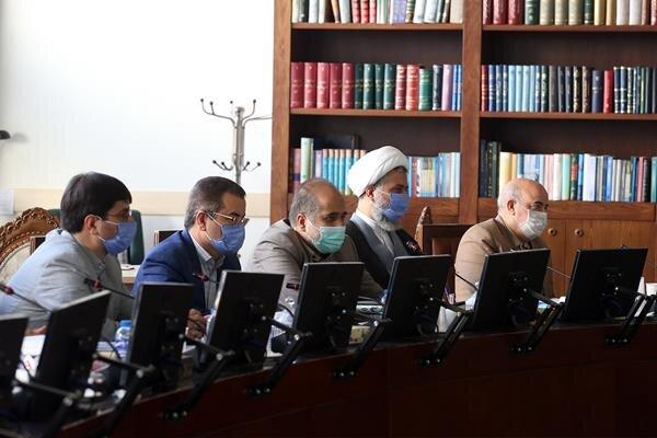 بررسی نحوه اجرای قانون «سامانه ملی املاک و اسکان کشور» در کمیسیون اصل نود