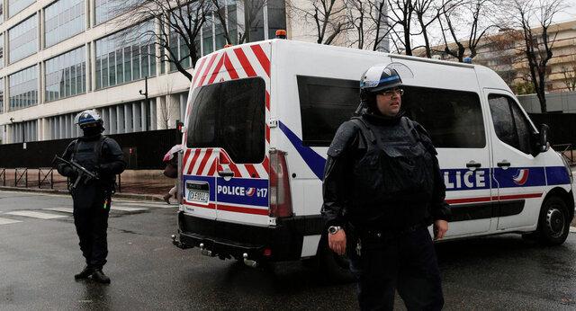 یک کشته در تیراندازی مقابل بیمارستان پاریس