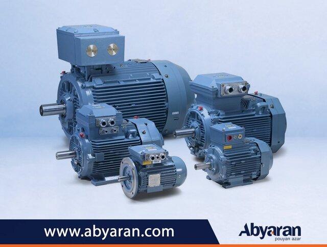انواع الکتروموتور در بازار و انتخاب الکتروموتور مناسب