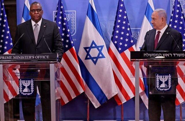 تاکید آمریکا بر تعهدش درباره امنیت دولت اشغالگر و حفظ برتری نظامی آن