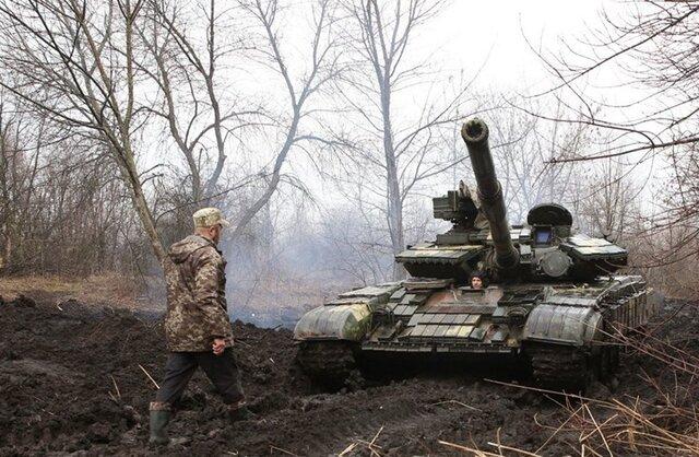 کشته شدن سرباز اوکراینی در بحبوحه تنش با روسیه