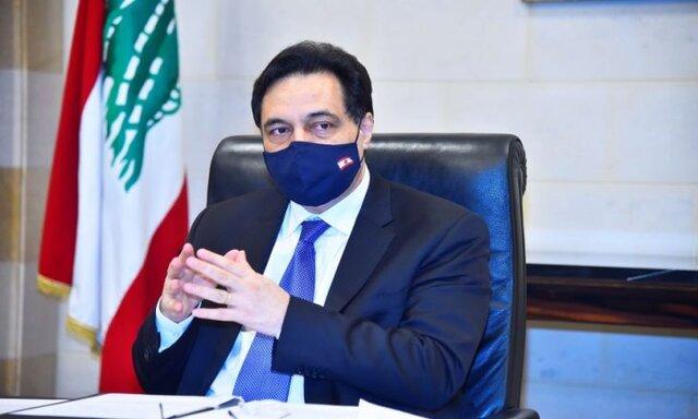 سفر نخست وزیر موقت لبنان به قطر