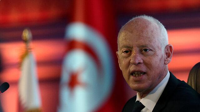 ادامه بحران سیاسی در تونس و اظهارات جنجالی رئیس جمهور این کشور
