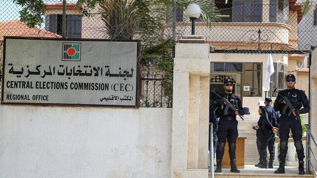 تدارکات کمیته انتخابات فلسطین برای برگزاری انتخابات در قدس