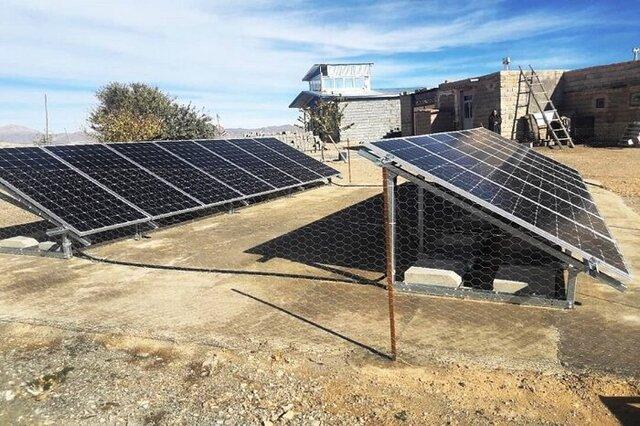 ابری شدن آسمان پنل های خورشیدی مددجویان با نوسانات ارز