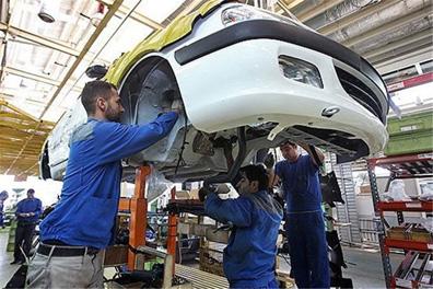 داخلیسازی قطعات خودرو در داخل از مزیت نسبی و قانونی برخوردار است