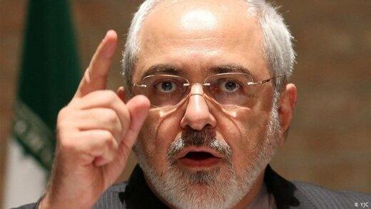 ظریف: دولت بایدن صرفا تعهد خود را به فشار حداکثری ترامپ نشان داده است
