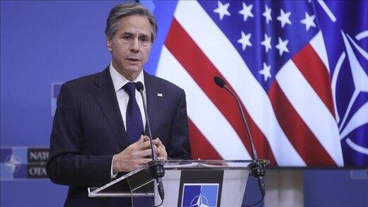 بلینکن نقطه جدید درگیری آمریکا با روسیه را اعلام کرد