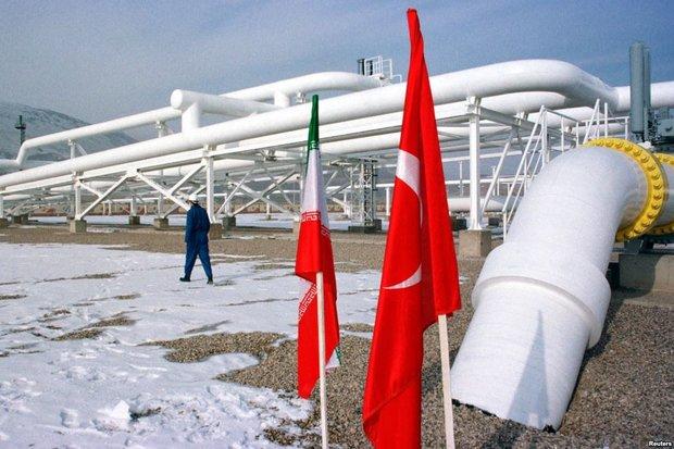 توقف صادرات گاز به ترکیه ادامه دارد