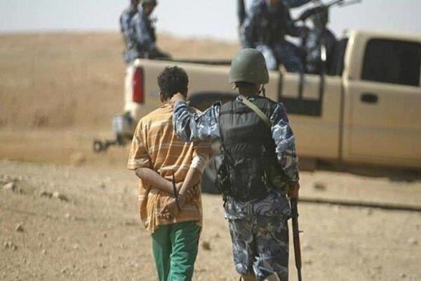 بازداشت سرکرده داعشی در شمال فلوجه در غرب عراق