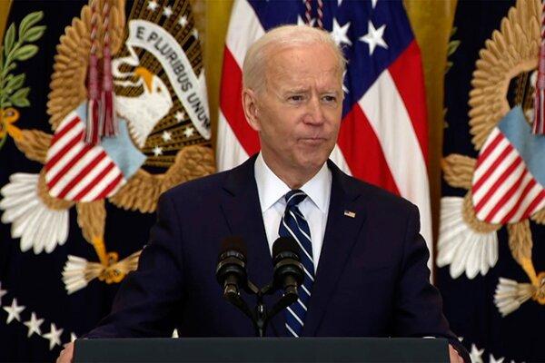 بایدن پایان حضور نظامیان آمریکا در افغانستان را اعلام می کند