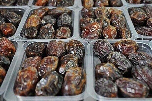 قیمت انواع خرما در میادین میوه و تره بار اعلام شد