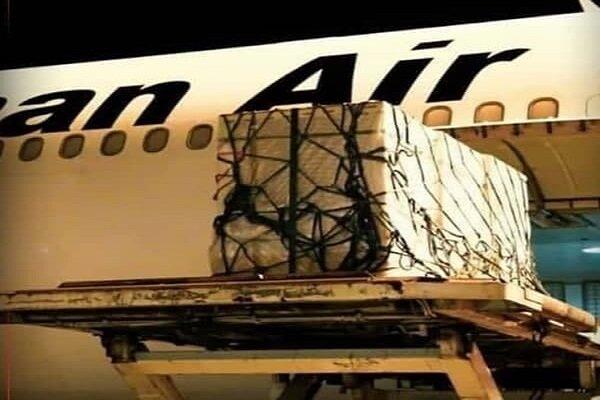 ۱۰۰ هزار دوز واکسن کرونا وارد فرودگاه امام شد