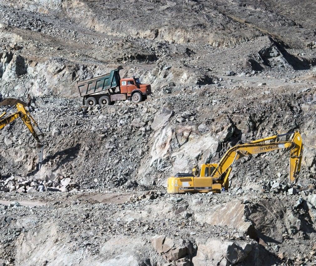 علاقه مندی 80 میلیارد دلاری چینی ها به سرمایه گذاری در بخش معدن