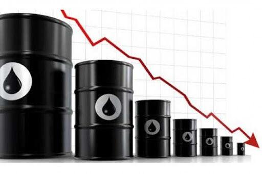 قیمت نفت برای سومین جلسه متوالی ریزش کرد