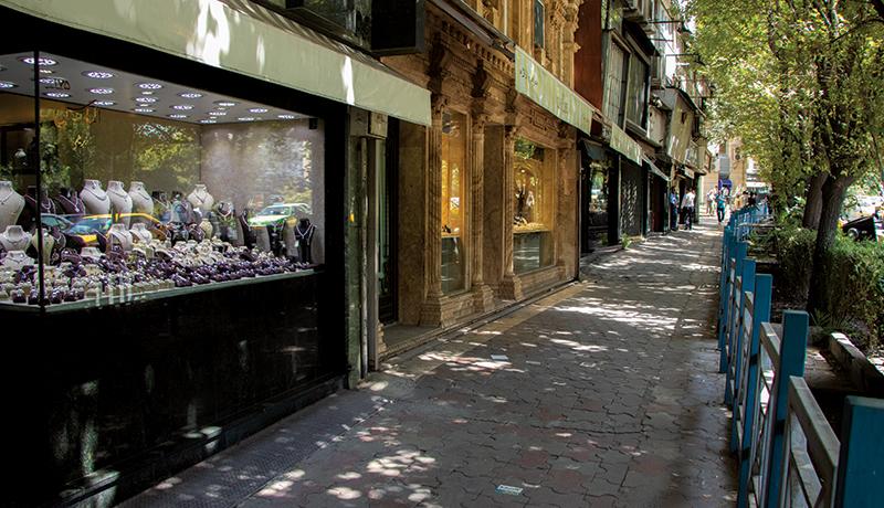 محمدولی: بازار طلا و جواهر به مدت ۲ هفته تعطیل است