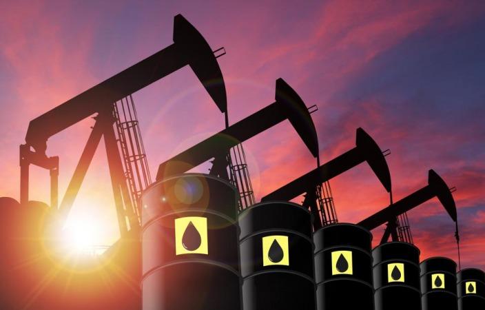 قیمت نفت برنت در سه ماهه سوم به اوج خود رسید