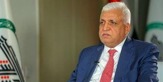 نظر رئیس الحشد الشعبی درباره حضور نظامیان آمریکا در عراق