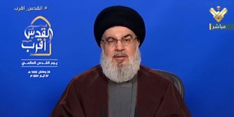 سید حسن نصرالله: تمامی محاسبات اسرائیل درباره ایران نقش برآب شد