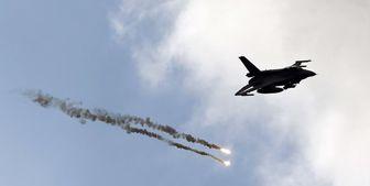 حمله موفق جنگندههای عراق علیه مواضع داعش