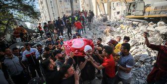 رسیدگی به جنایات جنگی رژیم صهیونیستی در غزه