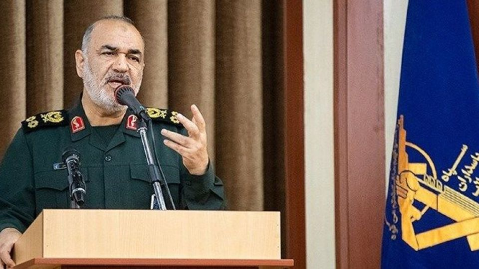 سرلشکر سلامی: حباب امنیت ملی اسرائیل ترکید/ آمریکاییها در حال خروج تدریجی از منطقه هستند