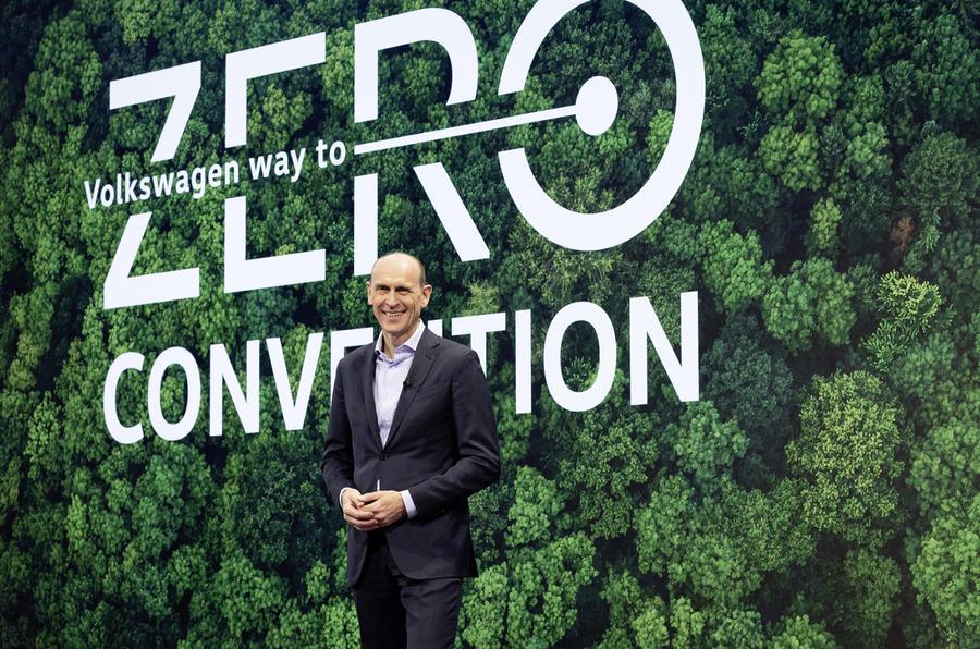 فولکس واگن از جزئیات برنامههای خود در زمینه کاهش انتشار گازهای گلخانهای میگوید