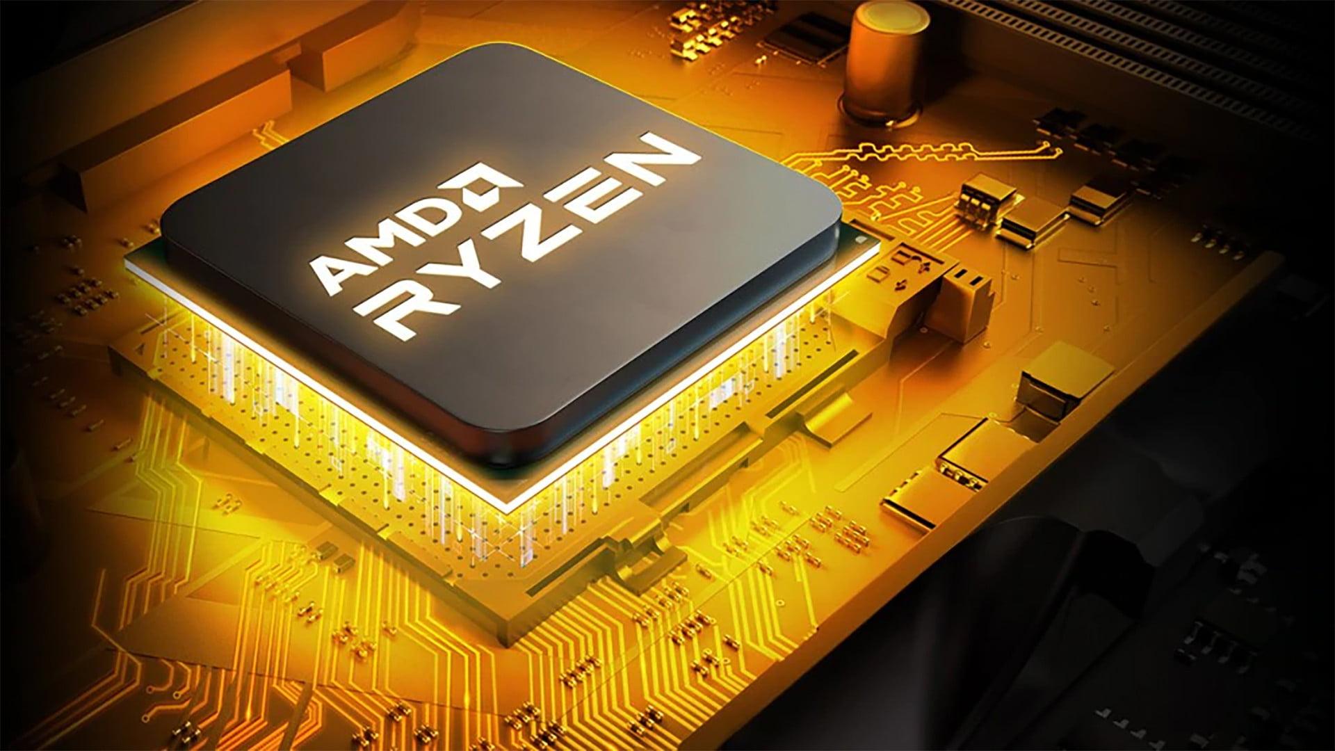 APUهای رایزن ۶۰۰۰ AMD با هستههای +Zen 3 و لیتوگرافی ۶ نانومتری از راه میرسند