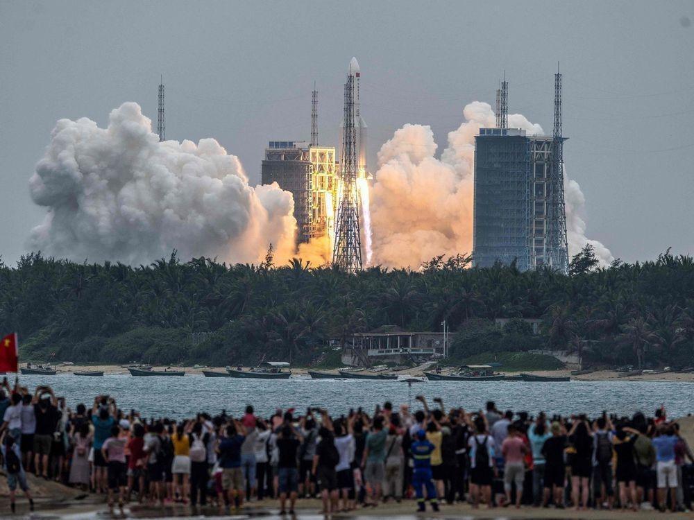 سازمان فضایی اروپا: شاید در آینده دوبار دیگر سقوط کنترل نشده راکت چینی را تجربه کنیم