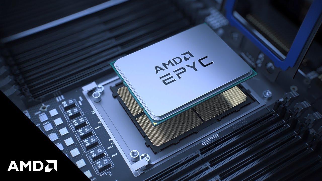 پردازندههای سرور AMD با معماری Zen 4، بیش از ۶۴ هسته خواهند داشت