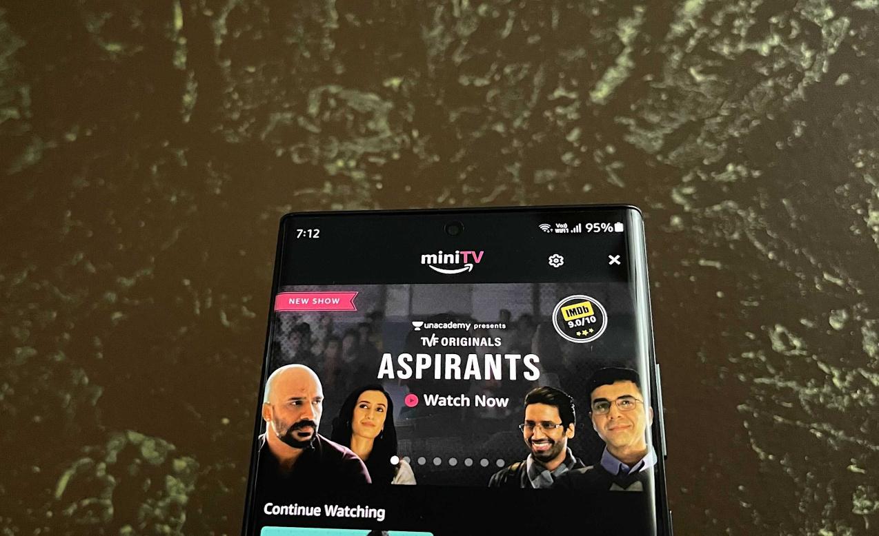 آمازون یک سرویس استریم ویدیویی رایگان به نام MiniTV راهاندازی کرد