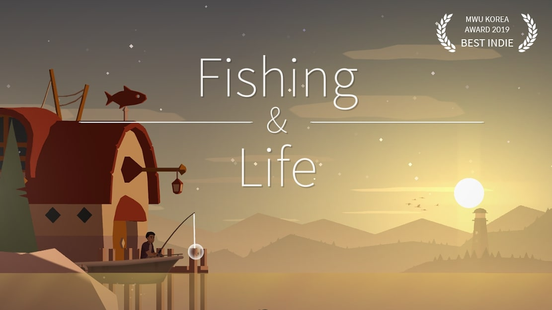 معرفی بازی Fishing and Life؛ ماهیگیری در آرامش