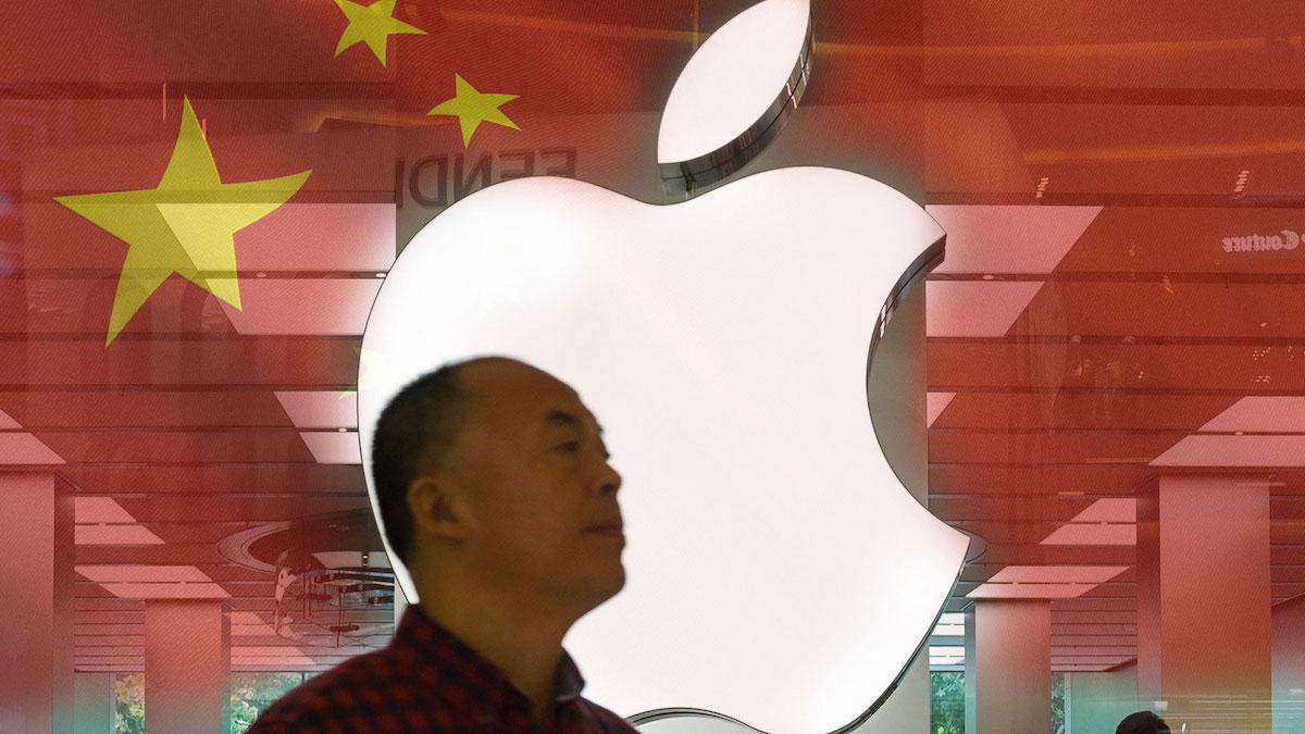 نیویورک تایمز: اپل برای تبعیت از قوانین چین امنیت کاربران را به خطر انداخته است