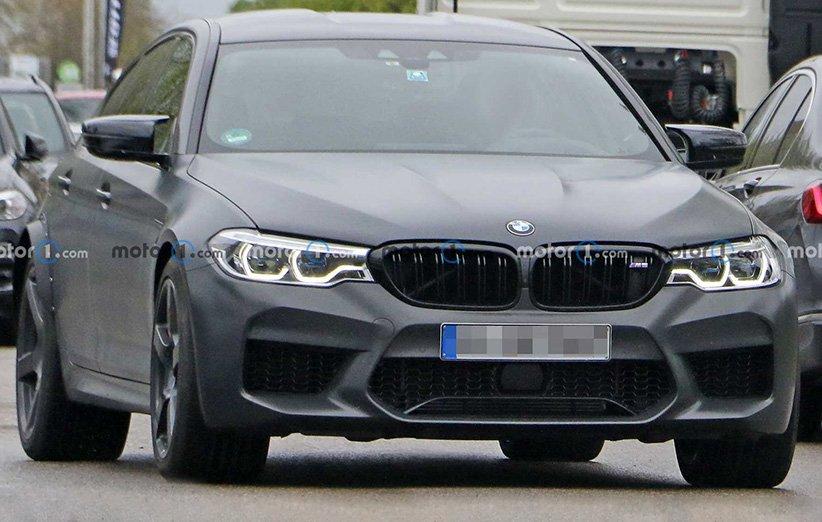 عکسهای لو رفتهی مدل جدید BMW M5 چهرهی متفاوتی از آن را نشان میدهد
