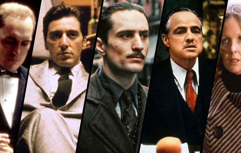 ۱۰ فیلم برتر از بازیگران بزرگی که در پدرخوانده حضور داشتند
