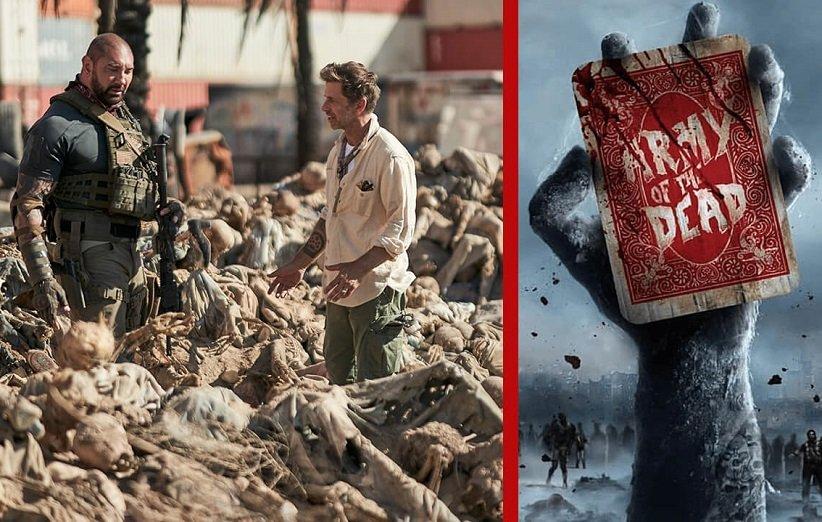 منتقدان دربارهی فیلم ارتش مردگان زک اسنایدر چه میگویند؟