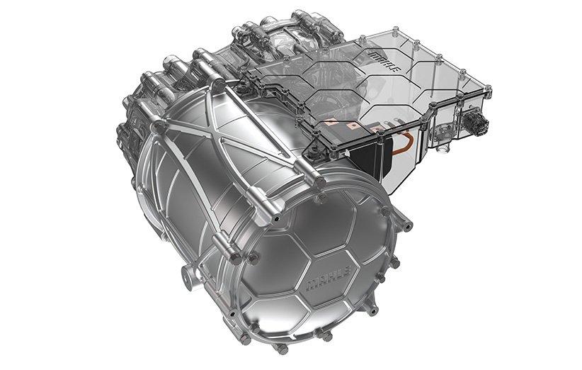 ماهله موتور الکتریکی بدون آهنربا و دارای بازده ۹۵ درصد ساخت