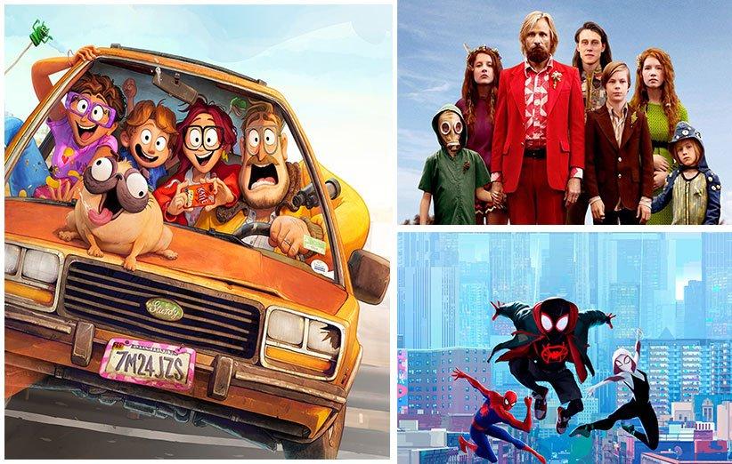 ۱۰ فیلم جذاب خانوادگی که شبیه انیمیشن میشلها علیه ماشینها هستند